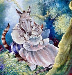 Shakespeare Cats by Susan Herbert: A Midsummernight's Dream