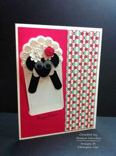 Easter Little Lamb - Stampin' Connection