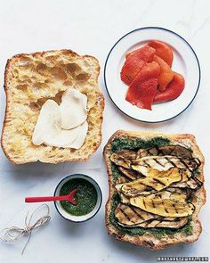 Pressed Sandwiches How-To Recipe