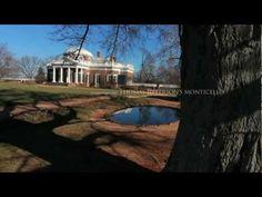Tour Thomas Jefferson's Monticello - YouTube