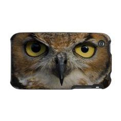 #Owl Eyes #iPhone 3 Case