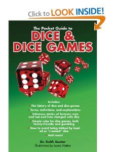 The Pocket Guide to Dice and Dice Games book