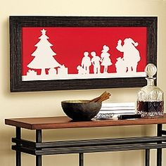 holiday, silhouette art, christmas pictures, christma decor, silhouettes, christma papercut, papercut tutori, nativity scenes, diy christmas decorations