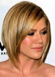 Kelly Clarkson bob