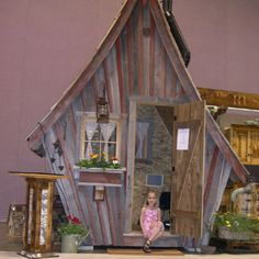 Rusticway.com ~ playhouses