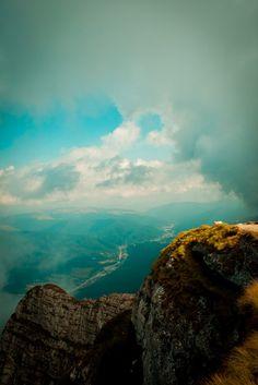 http://welcome2romania.wordpress.com  Bucegi Mountains, Romania