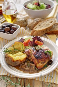 Piletina sa karamelizovanim lukom (video recept)