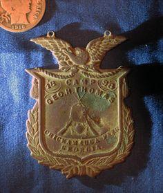 Camp Geo. H. Thomas Medal - 1898