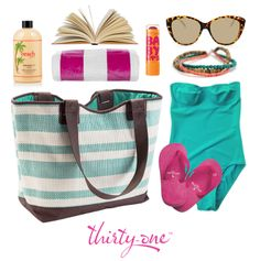 Hit the beach with our Euro Tote!