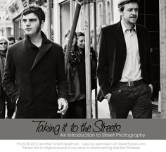 Street photography intro tips