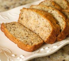 mini muffins, food, bananas, bread recip, banana bread