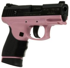 "Taurus 24/7 9MM 4"" Barrel... Pink gun!!!"
