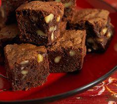 Lindt Brownies