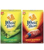 South Suburban Savings: New Facebook Coupons: $1/1 and $1/2 Wheat Thins! (Mail Option!)