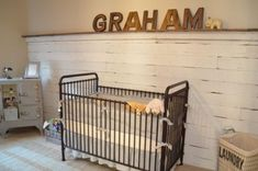 Rustic Baby Rooms 2014
