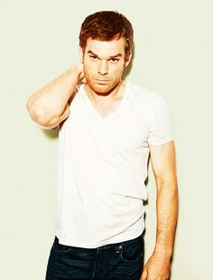 In love with micheal c. Hall