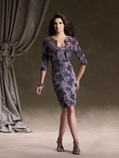 Ivonne D by Mon Cheri Dress 113D12