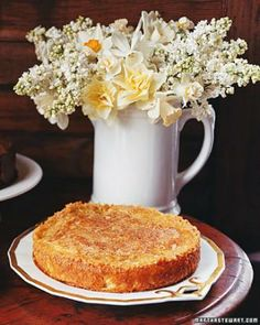 Simple Cake Recipes // Buttery Apple Cake Recipe