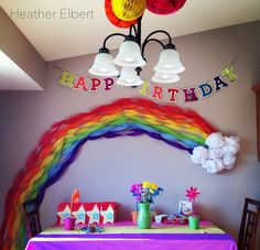 Lily's Rainbow Party