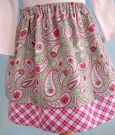 Girl's Double Layer Skirt & Tulle Crinoline - Sizes 1-6