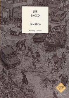 Joe Sacco - Palestina - (1993-1995)