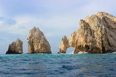 Los Cabos: A Window to Paradise - I really loved how relaxed & beautiful Cabo was - a great mix of natural beauty and gorgeous hotels. A place where you are meant to play!