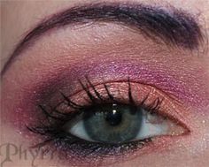 Urban Decay Freelove & Sugarpill Magentric. click through to see more.
