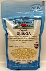 "Quinoa: An In-Depth Guide to the Amazing Health Benefits, Uses, and Other Darned Interesting Facts of this Beloved Body Ecology ""Grain"" / All Body Ecology Articles"