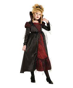 Loving this Transylvania Vampiress Dress-Up Set - Girls on #zulily! #zulilyfinds