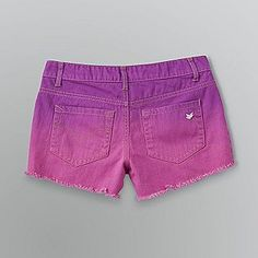 Junior's Dip-Dye Shorts- Dream Out Loud by Selena Gomez