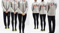 Check Out the Snazzy Garb the Winter Olympic Athletes Will be Wearing