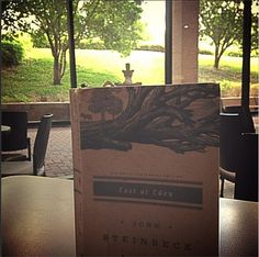 East of Eden by John Steinbeck This book is epic. There's no other way to describe it.