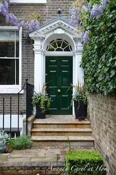 Amanda Carol at Home: Doors of London