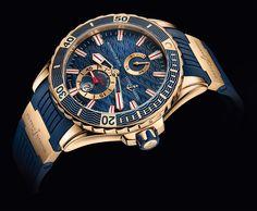 Marine Diver Gold -