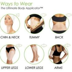 How to wear a body wrap