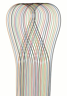 A series of prints based on sketches by Ronan and Erwan Bouroullec.
