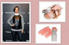 Alicia Keys's Makeup Artist Masters Casual Chic at Sundance, Get Her Look with Votre Vu's bronzer and color stick.