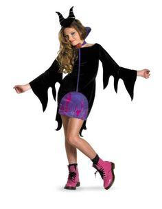 Kids Maleficent costume