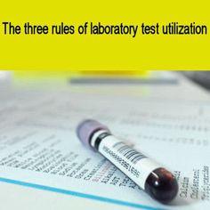The laboratory test utilization management toolbox