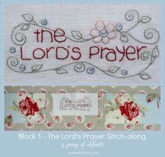 The Lord's Prayer - Block 1 - ELEFANTZ