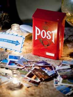 wedding guest book, travel theme, guest book alternatives, idea, guest books, cards wedding box mailbox, guestbook, themed weddings, wedding guests