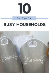 10 Top Tips for busy