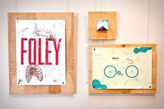 frame idea, wood frames