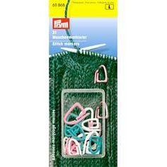 BOX 21 X PRYM STITCH MARKERS  £2.75