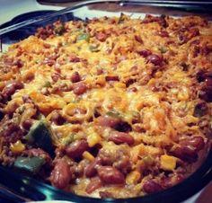 Taco Casserole - Simple Recipes Online