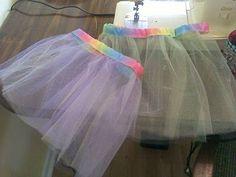 Just Makin' It: Thursday's Craft: Ballet Skirt
