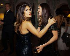 Salma Hayek and Jennifer Connelly