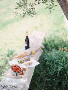 fine food, happi life, summer picnic, outdoor space, italian food table