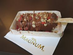 The Magnum ice cream kiosk is open 12:00-8:00pm Monday-Saturday, and 12:00-7:00pm on Sundays, through September 30. It is located on the 40th Street Allée, south of the lawn.