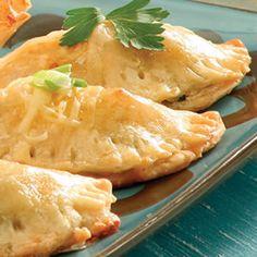 Recipe for Mini Empanadas